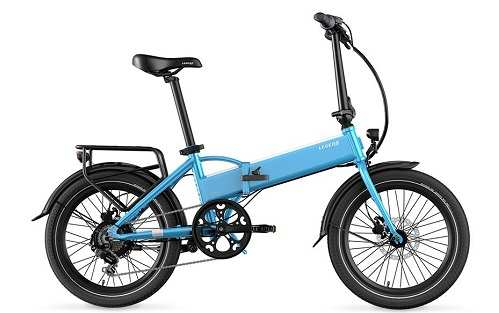 Legend smart ebike