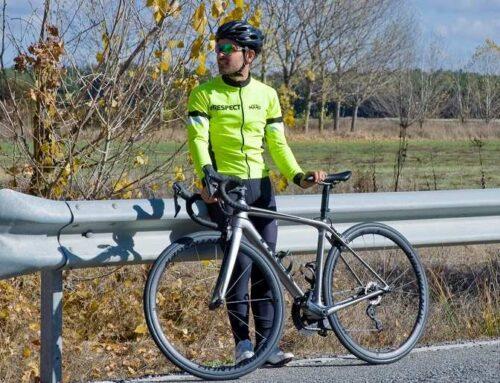 Qué son las líneas verdes de las carreteras y cómo afectan a los ciclistas