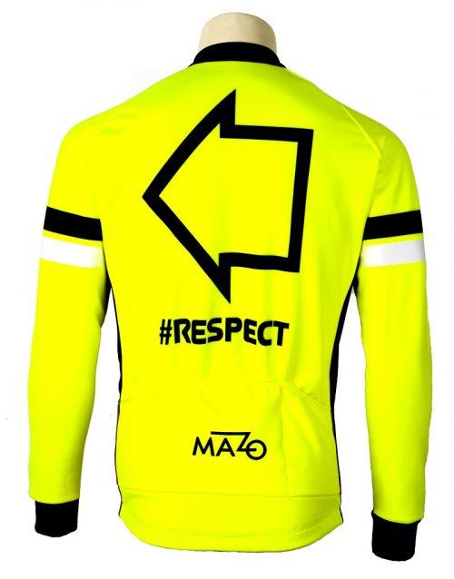 Chaqueta El Tío del Mazo Respect