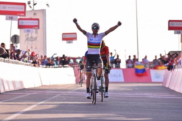 Valverde Tour UAE