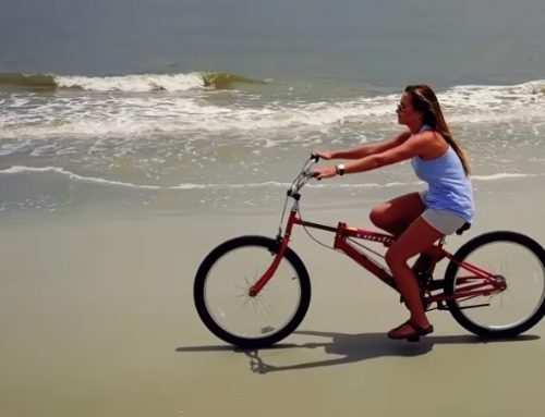 Ideas disparatadas: La bici-remo que nadie querría