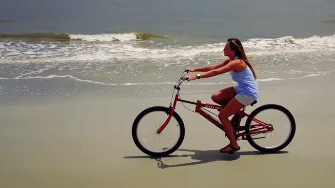 Bicicleta extensible
