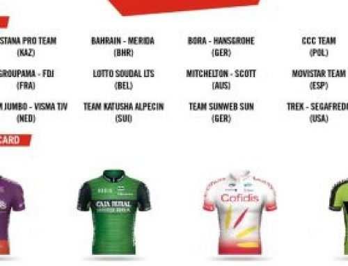 Cuatro equipos españoles en la línea de salida de la Vuelta a España 2019