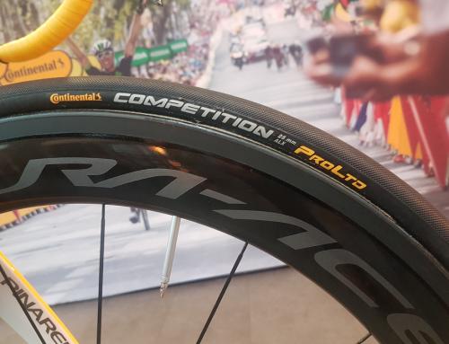 Los neumáticos que marcan diferencia: 4 segundos por km en descenso sobre mojado