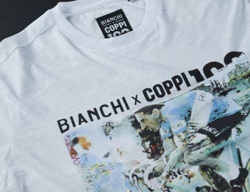 Bianchi conmemora la hazaña de Coppi con una camiseta de edición limitada