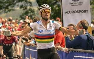 Valverde vence ne la primera etapa de Occitania.