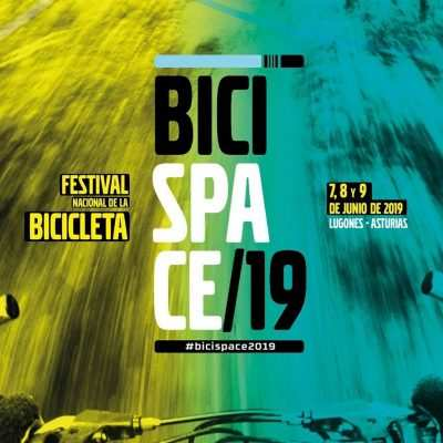Cartel del BiciSpace de 2019