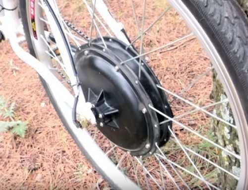 ¿Cómo hacerte tu propia bici eléctrica por menos de 500 euros?