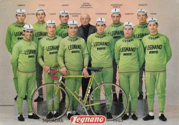Legnano cycling team