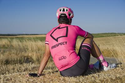 maillot rosa ciclismo