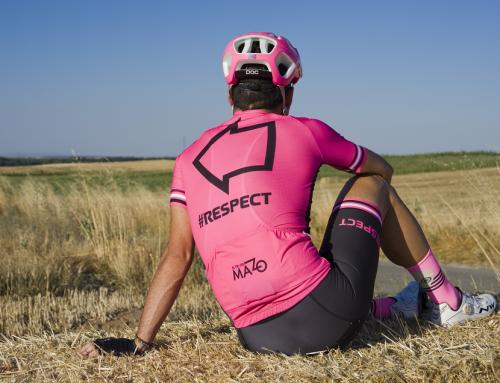 Oferta relámpago: consigue tu maillot #RESPECT desde 27,5 euros