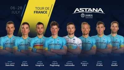 Astana Tour 2019