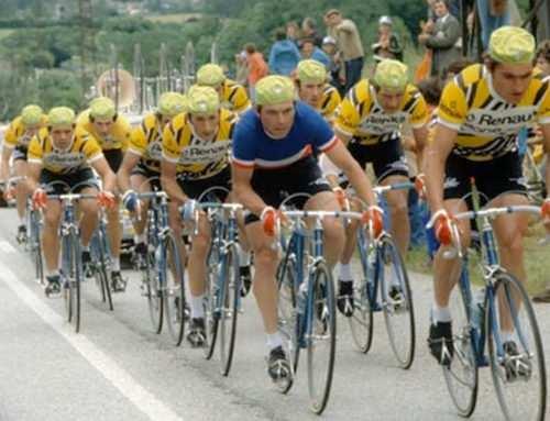 Los mejores equipos ciclistas de la historia