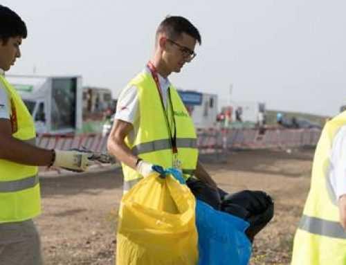 Un «Pelotón verde» limpiará los residuos de las etapas con final en alto de La Vuelta