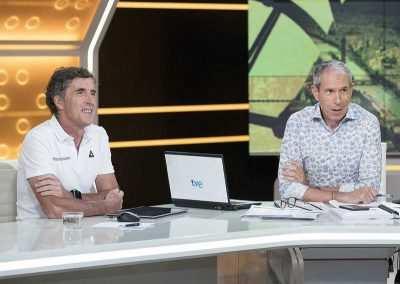 Perico y Carlos de Andrés