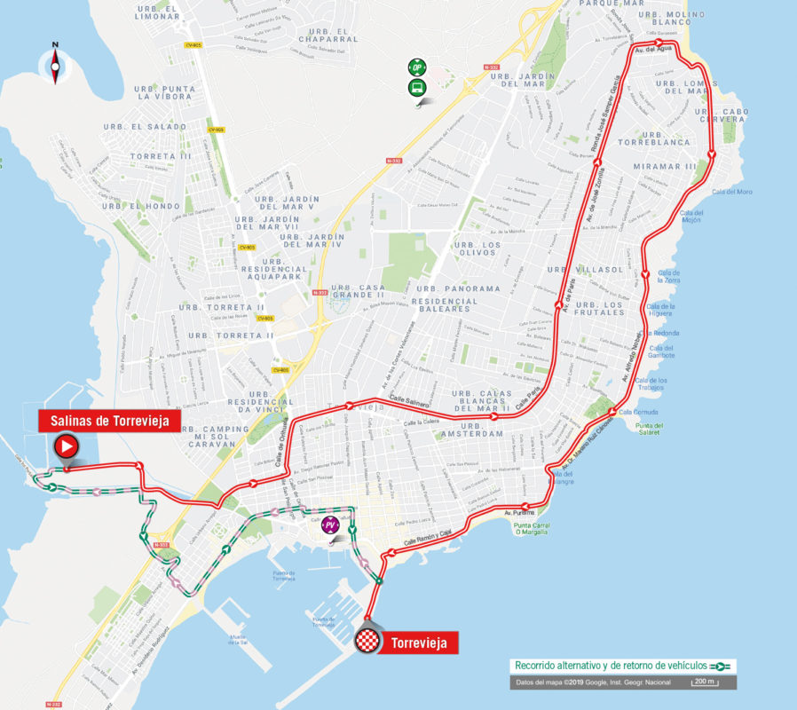 Vuelta ciclista Torrevieja