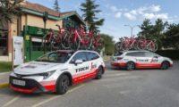 Toyota lanza un Corolla TREK que incluye un descuento para comprar una bici eléctrica