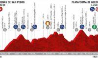 Etapa 20 de la Vuelta. Arenas de San Pedro-Plataforma de Gredos. La montaña decidirá