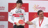Cofidis seguirá patrocinando La Vuelta hasta 2022