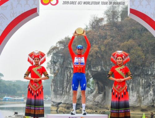 Enric Mas cierra el año con victoria en China