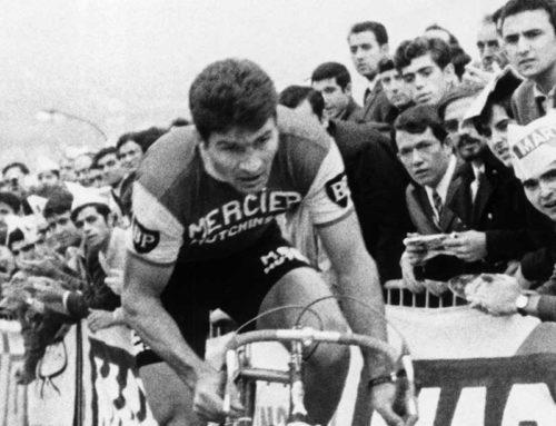 Muere una de las leyendas del ciclismo y el segundo más ilustre de la historia de este deporte: Raymond Poulidor