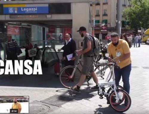 Pantomima Full dedica uno de sus vídeos al ciclismo urbano