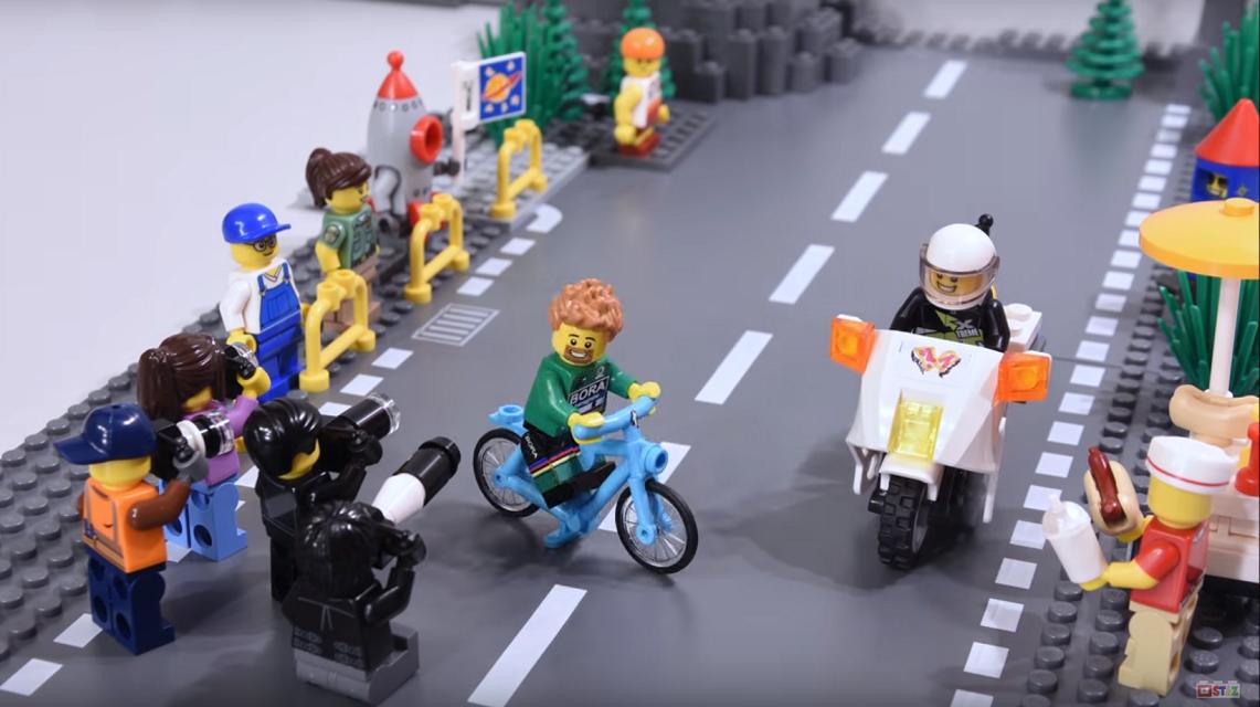 Lego Peter Sagan