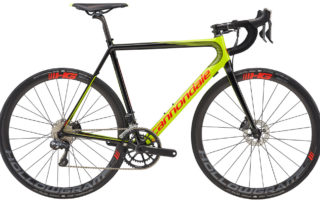 Cannondale New Supersix evo disc