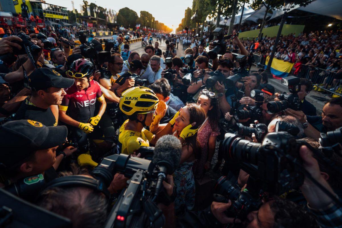 Mejor ciclista 2019