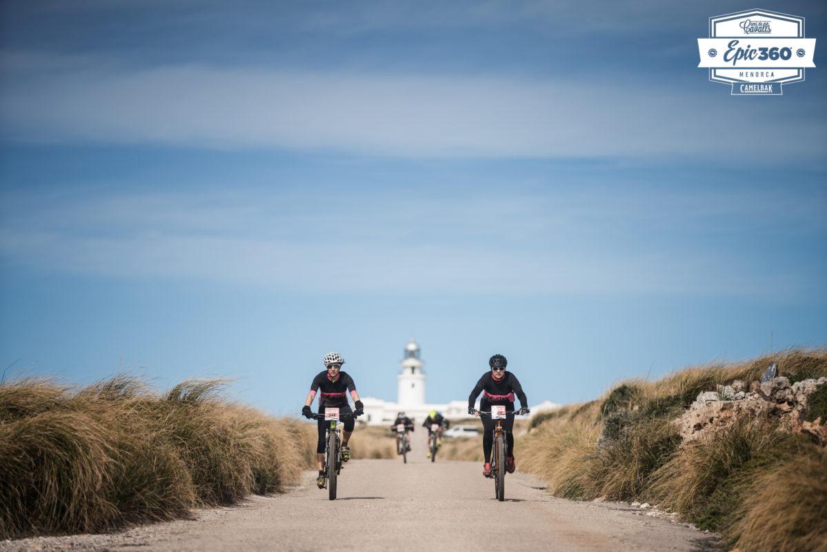Camí de Cavalls mountain bike