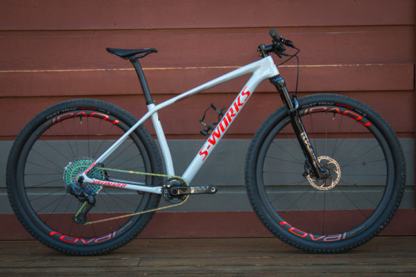 New Specialized Epic HT