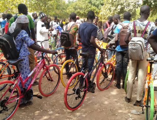 La bicicleta como medio para mejorar el acceso a la educación
