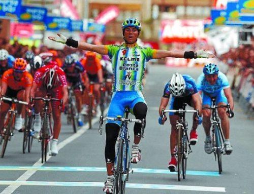 Alejandro Valverde llega a la mayoría de edad con 175.000 kilómetros de competición