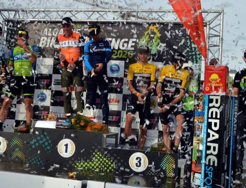 Silverback CDC Trujillo 'enseña músculo' en la Algarve Bike Challenge 2020
