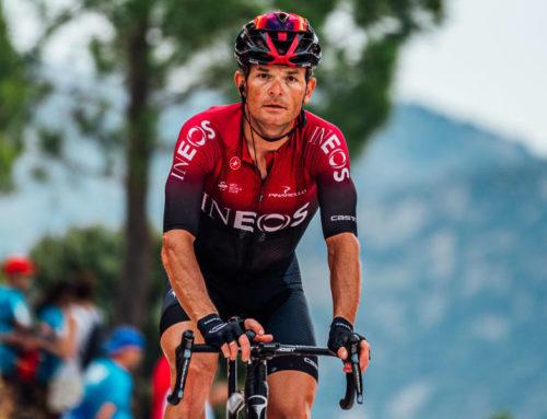 Vasil Kiryenka anuncia su retirada del ciclismo profesional