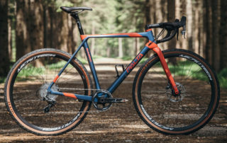 ejemplo de bicicleta gravel