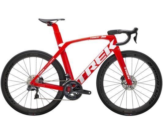 bicicleta de carretera de las denominadas 'aero'