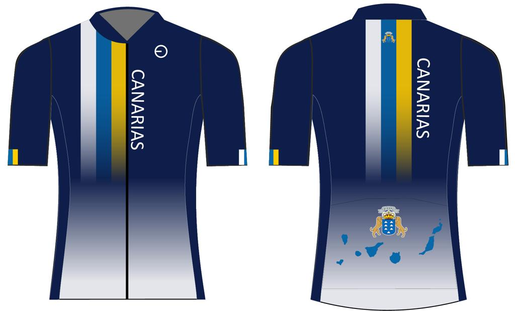 maillot canarias