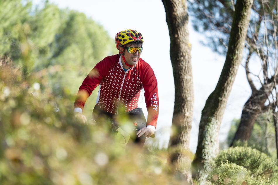 montar en bici provincia
