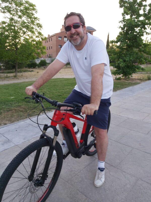 Ayudas bici eléctrica