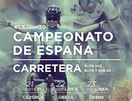 Campeonatos de España de Ciclismo 2020: Fechas, pruebas y recorridos