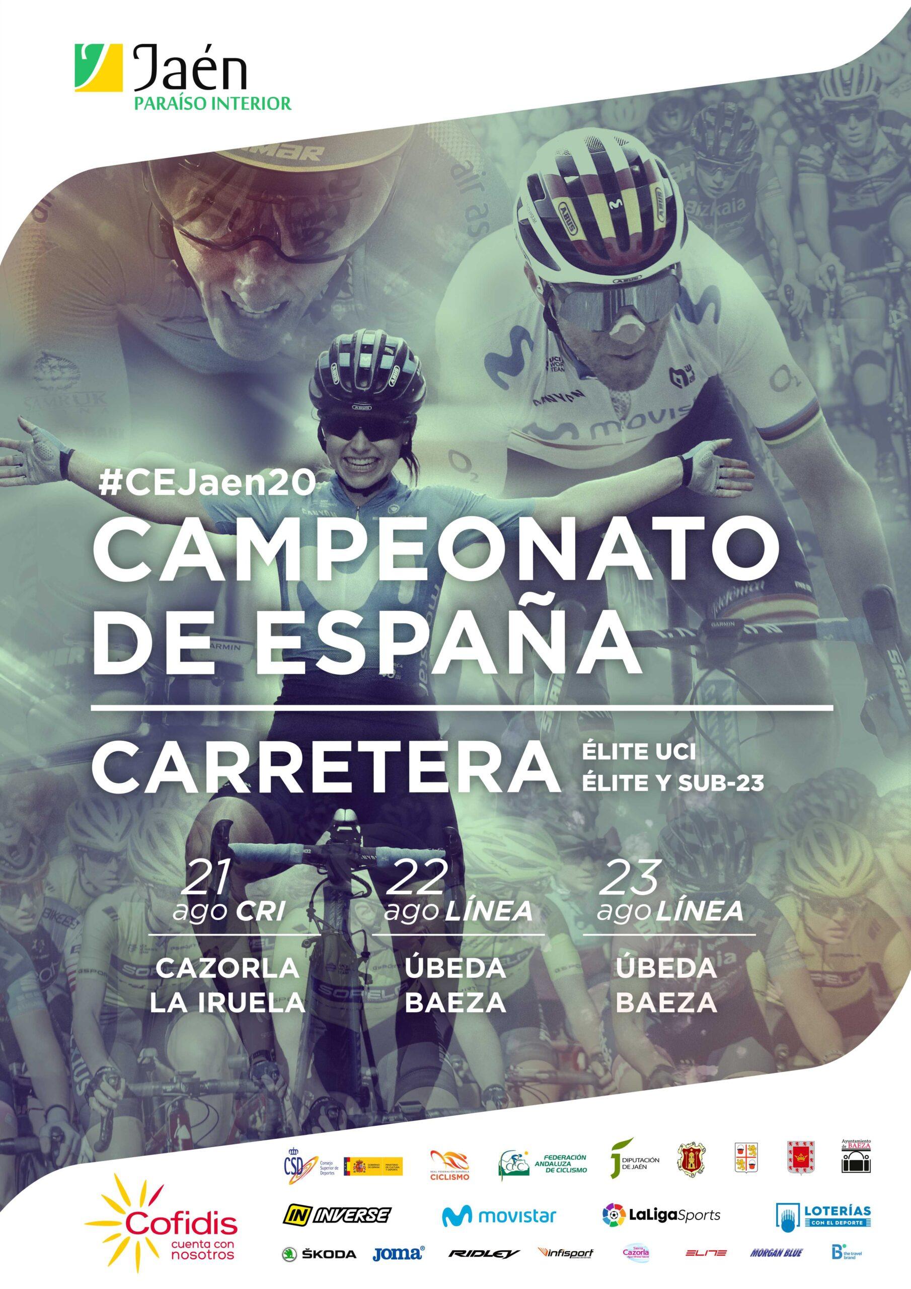 Campeonatos de España de Ciclismo 2020