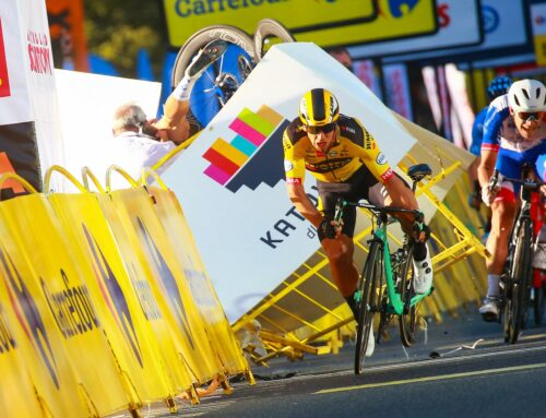 La escalofriante caída de Jakobsen en el Tour de Polonia