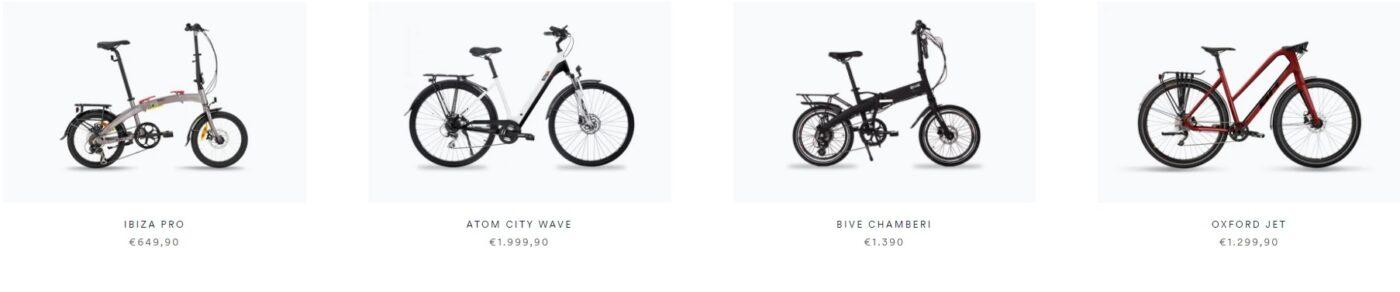 Bive bicicletas