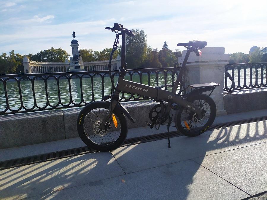 bici eléctrica Madrid