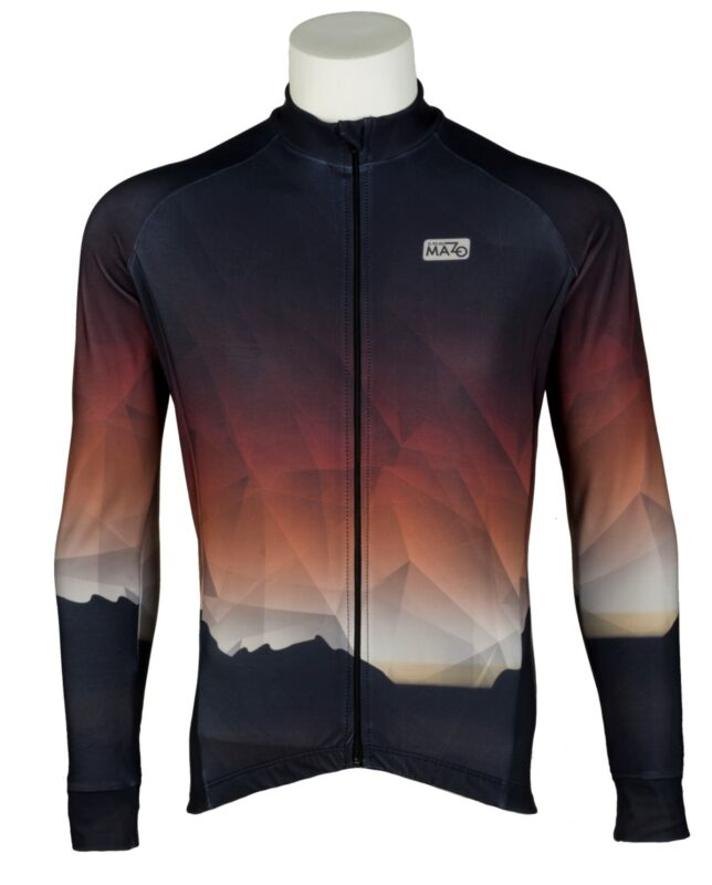 chaqueta ciclismo montaña