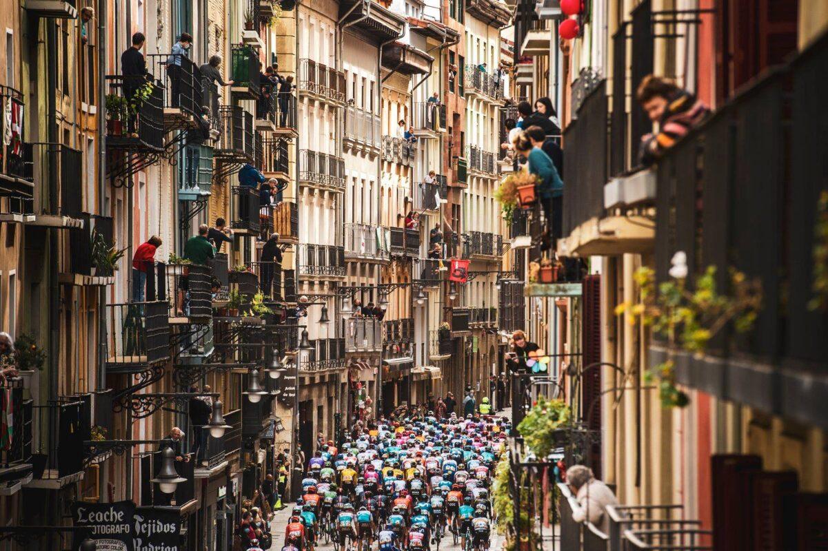Pamplona. Vuelta ciclista 2020