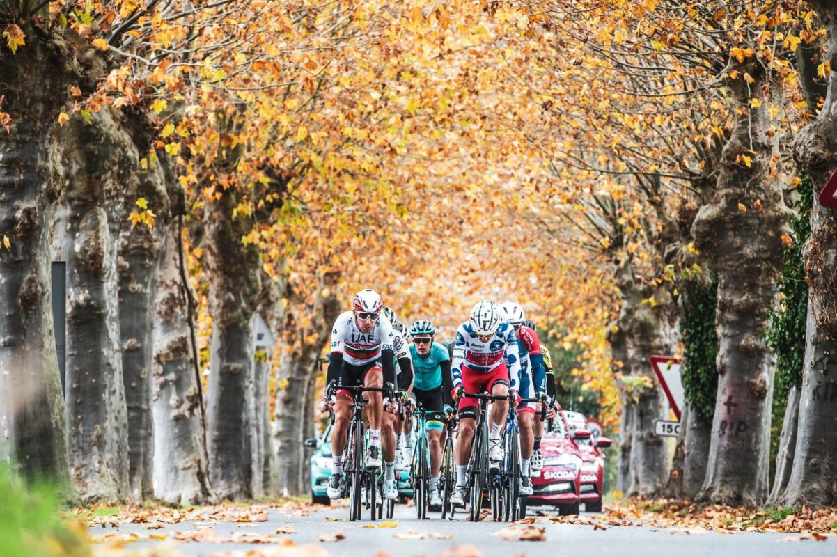 Ciclismo otoño