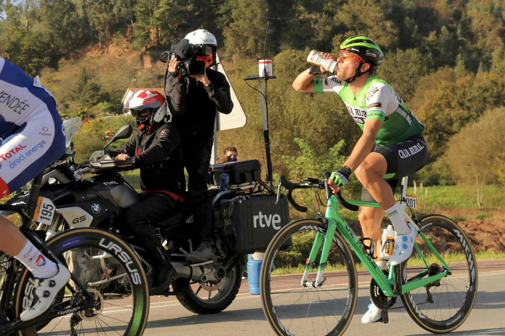 cámara ciclismo