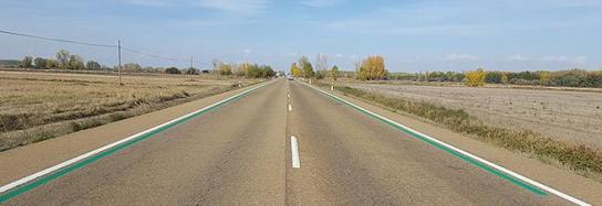 linea verde carreteras